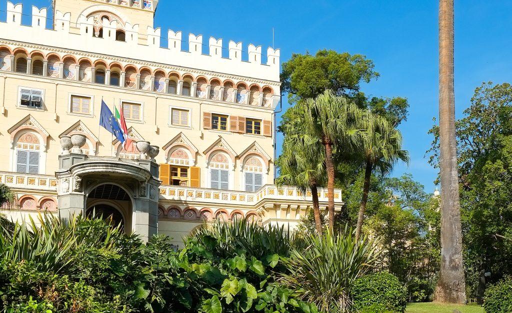 Parco di Villa Negrotto Cambiaso   Love Liguria